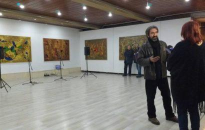 Izložba slika Dobre Marića i projekcija filma Čujte Srbi