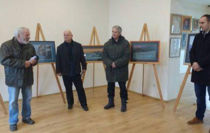 Izložba slika – pastela prof. dr Milorada Žikića