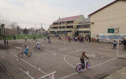 Održano školsko takmičenje Šta znaš o saobraćaju