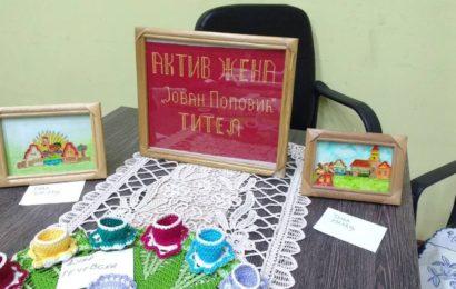 Osamnaesta izložba ručnih radova Stvarale su i stvaraju naše vredne ruke