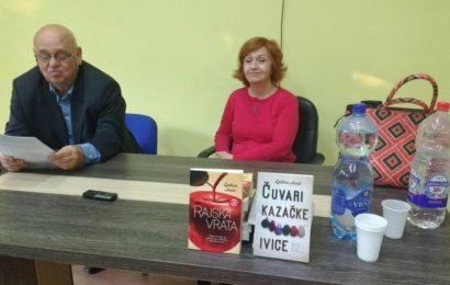 Ljubica Arsić gostovala u titelskoj biblioteci
