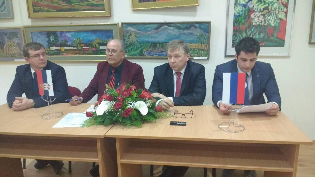 ruska ambasada izlozba titel