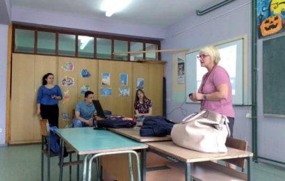 Promocija srednje škole Mileva Marić Titel