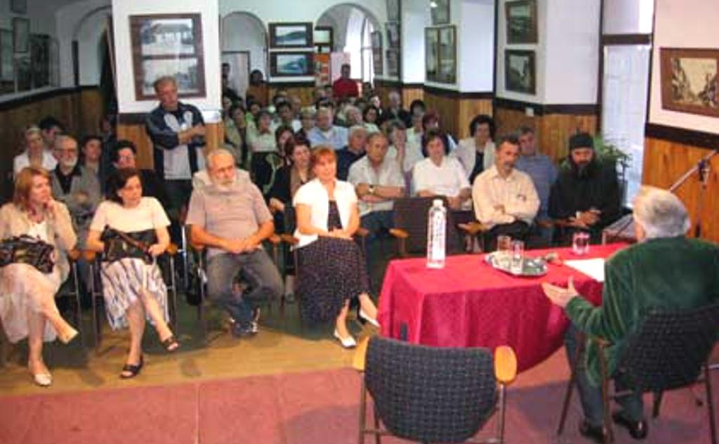 Jerotic govori titeljanima 2007