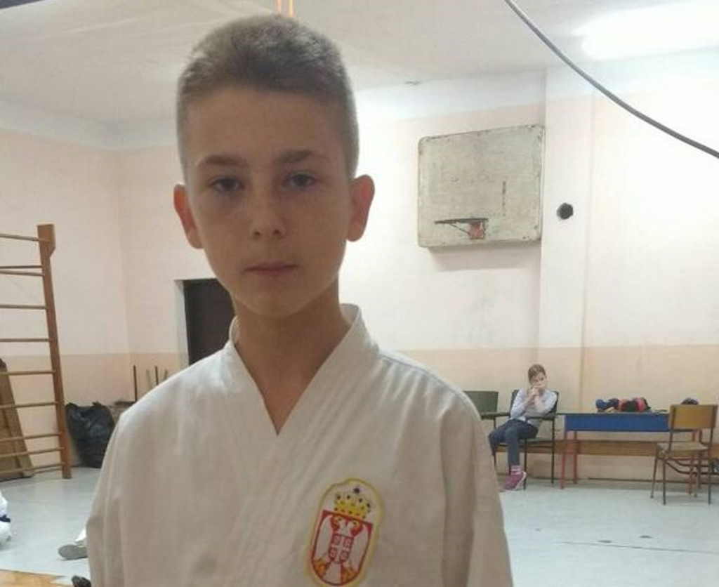 borislav trninic karate klub crni pojas titel