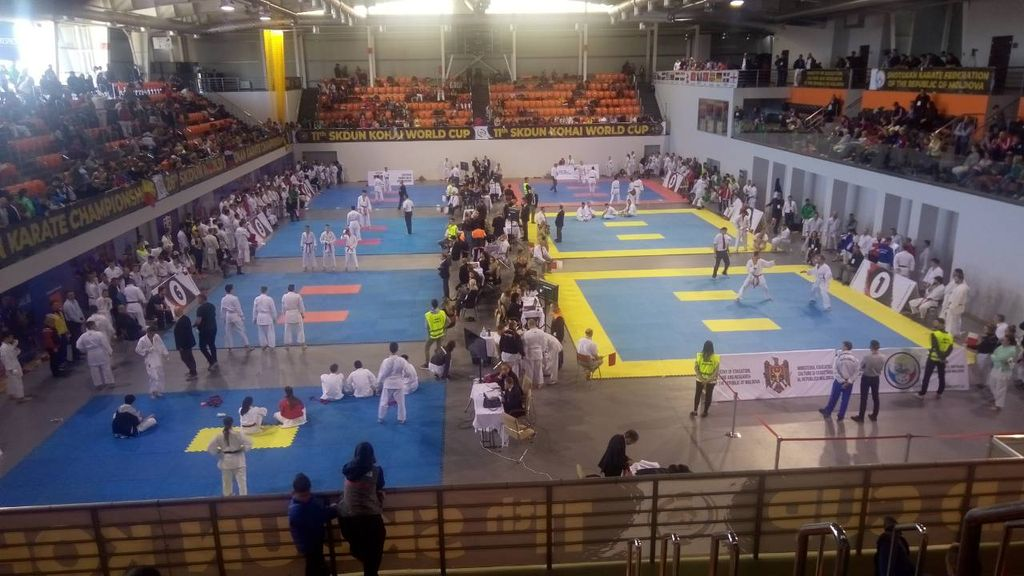 karate klub crni pojas titel moldavija