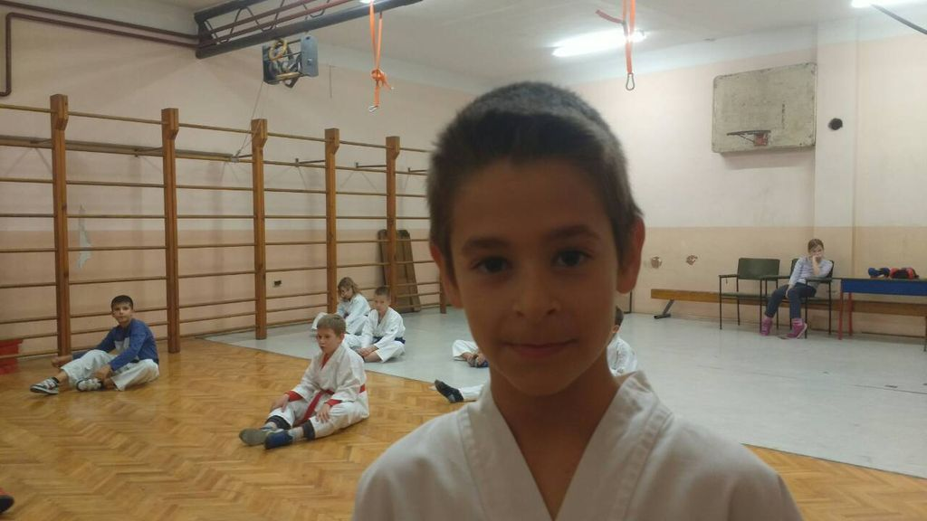 novak momirov karate klub crni pojas titel