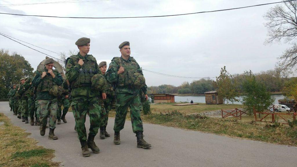 vek pobednika 1918 2018 vezba vojska srbije titel