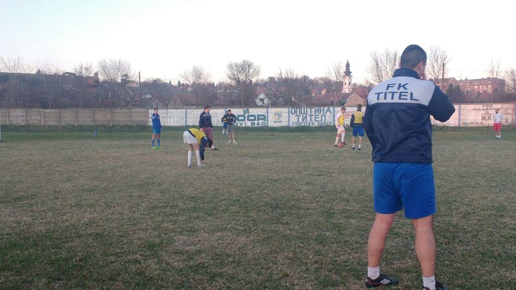 fudbalski klub titel