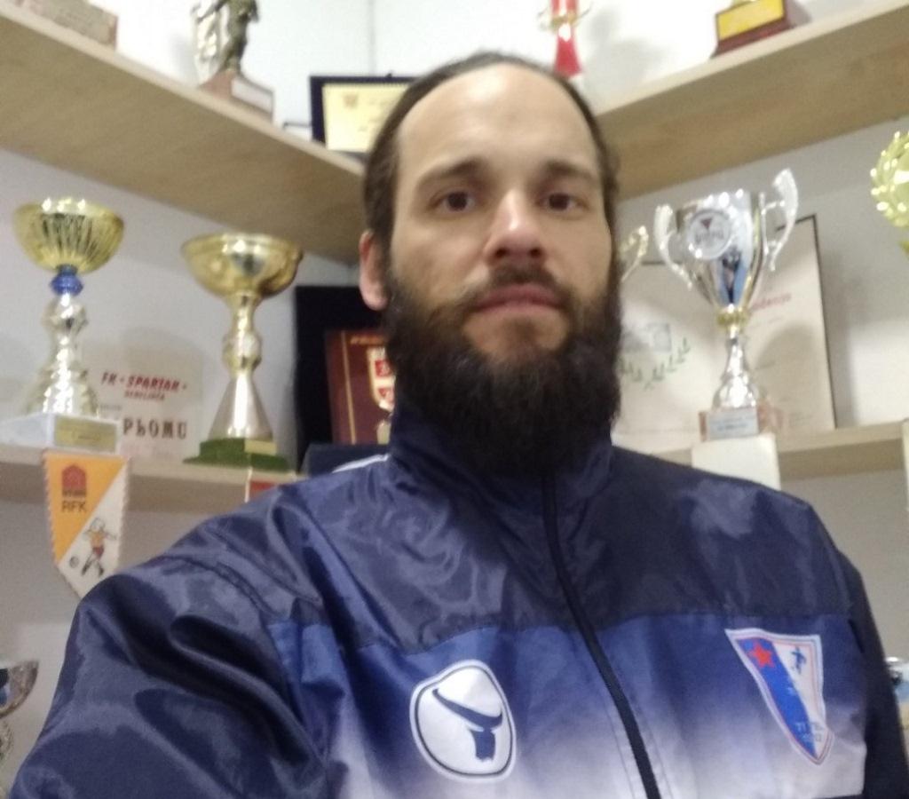 jovan radivojevic trener fk titel