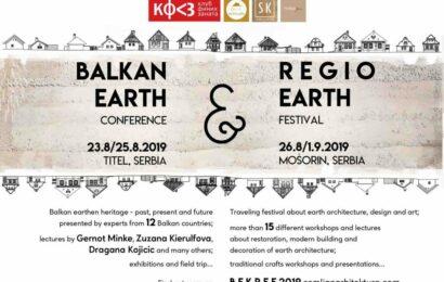 Klub finih zanata domaćin BALKAN EARTH konferencije i REGIO EARTH festivala