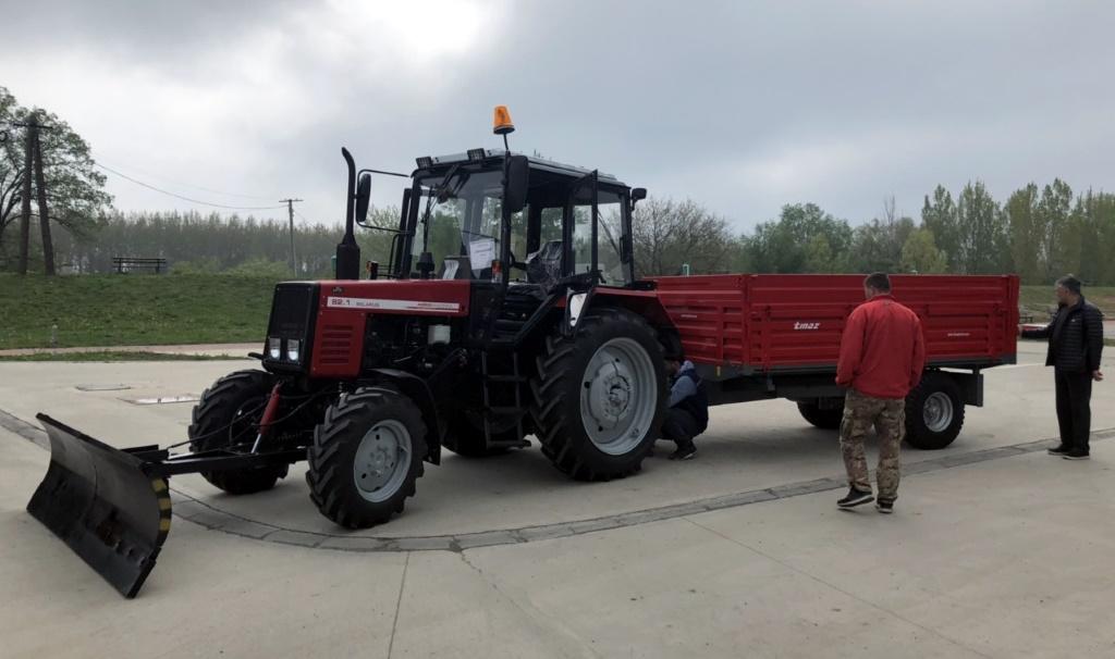 traktor jkp komunalac titel