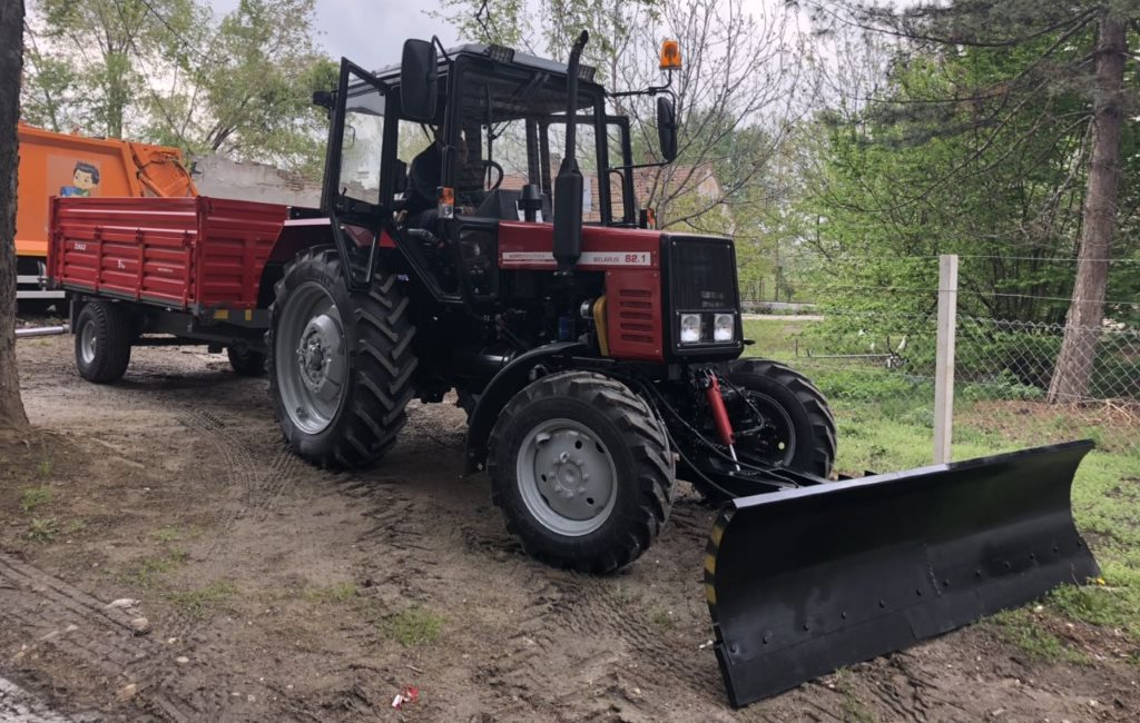 traktor jkp komunalac