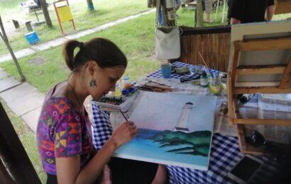 Zajednička kolonija slikara u Bačkom Jarku