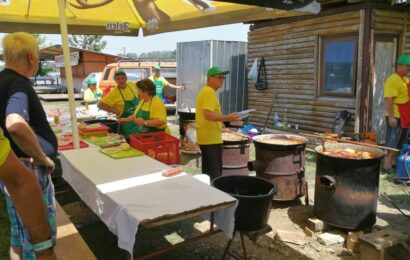 Dan mađarske kuhinje u Titelu – ni vrućina nije problem