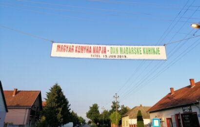 Dan mađarske kuhinje treći put u Titelu