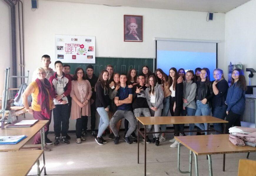 STŠ Mileva Marić obeležila Svetski dan turizma