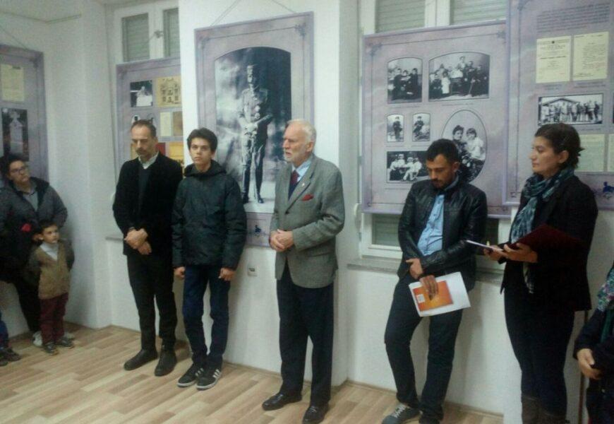 Mošorinci priredili izložbu Vojvodi Petru Bojoviću