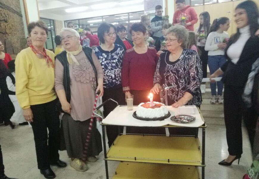 20 godina Aktiva žena AKUD-a Jovan Popović Titel