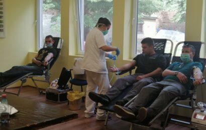 Dobrovoljni davaoci krvi ispunili očekivanja