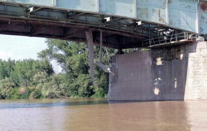 Saobraćaj u jednoj traci na deonici Titel – Perlez zbog oštećenja na mostu