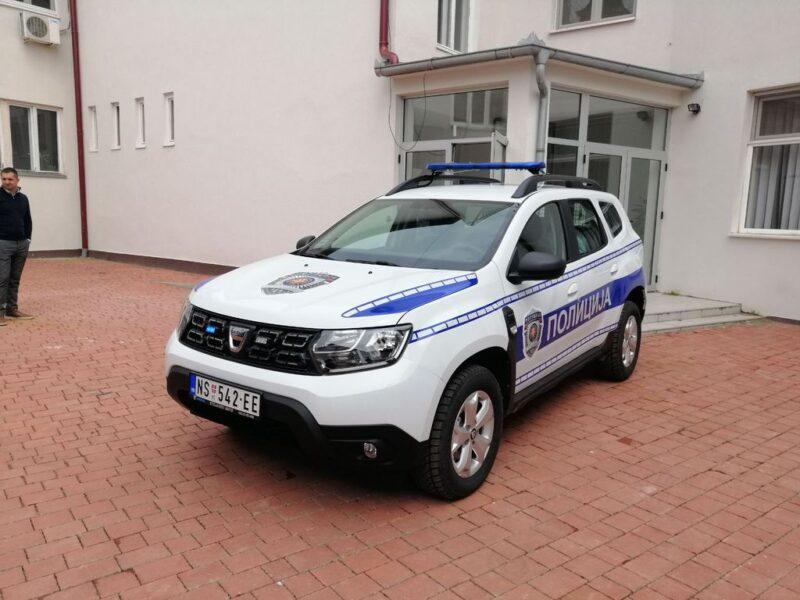 automobil-prateća-oprema-titelskoj-policiji